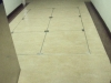 Finsihed Screed with Final Floor Finish