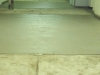 Corridor Screed – Finished Screeding